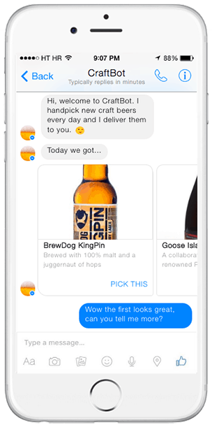 The Best Chatbot